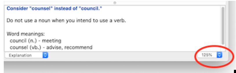 Grammarian PRO3 Grammar Check