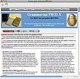 Grammarian PRO2: How to Interactive Grammar Check